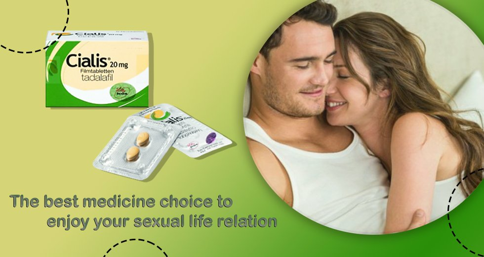 How Generic Cialis Can Change Your Sex Life for Better?
