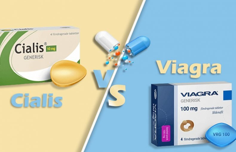 Generic Cialis vs Viagra – What is the Difference?