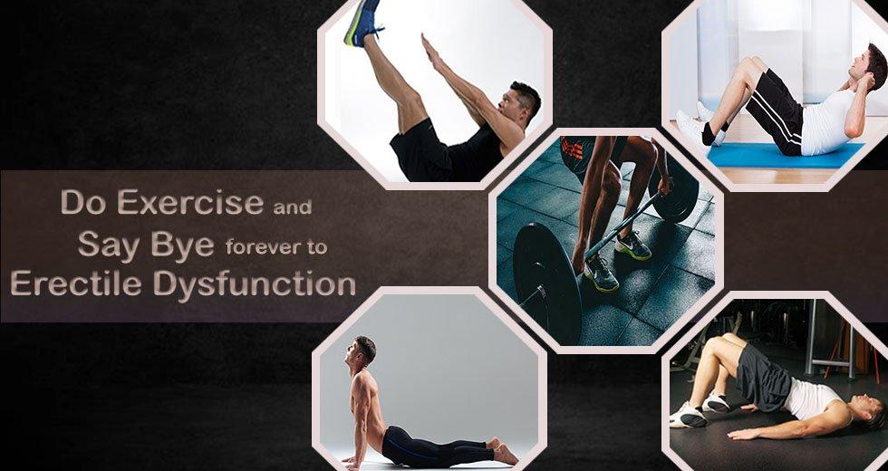 Is Exercise Helpful for Erectile Dysfunction?