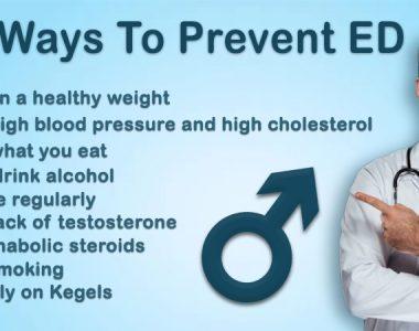 9 Ways to Prevent Erectile Dysfunction